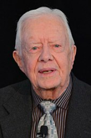 Jimmy Carter Thwarts Death Again