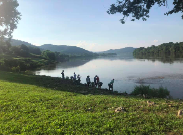 A Trip to Emmaus Farms in Kentucky – A Steven Fudenna Reflection