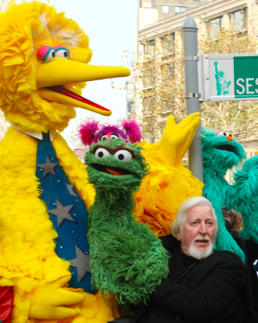 "The Voice of ""Big Bird"" and ""Oscar the Grouch"": In Memory of Caroll Spinney"