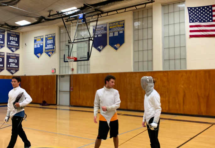 The+Fencing+Experience