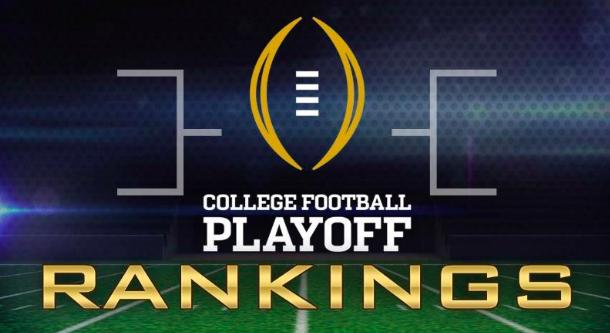 College Football Playoff Scenarios/Prediction
