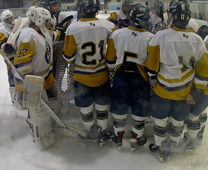 OP Hockey Pulls Out a Draw against Livingston