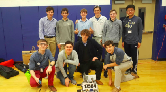 Rambotics Reigns Supreme at the First Tech Challenge