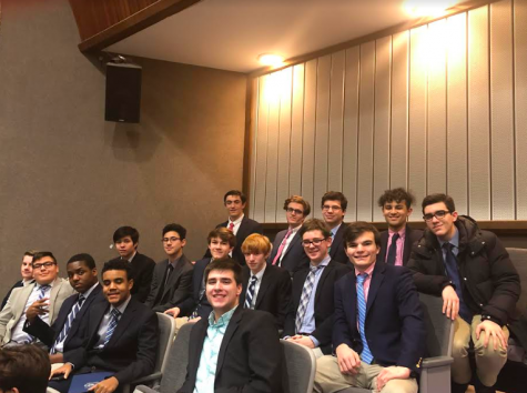 An Interview with Mock Trial Captain Joe Marchese