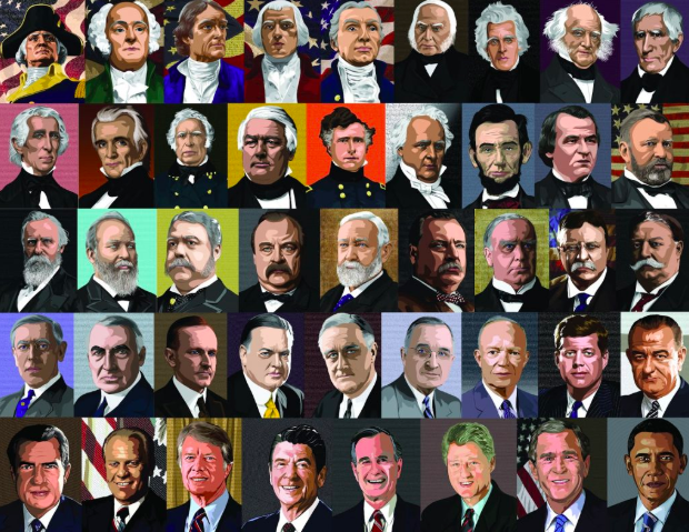 All+US+Presidents+so+far+besides+Donald+Trump