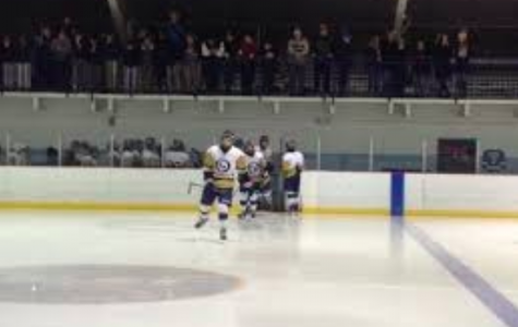 OP Hockey Celebrates Seniors With Win Over Nutley