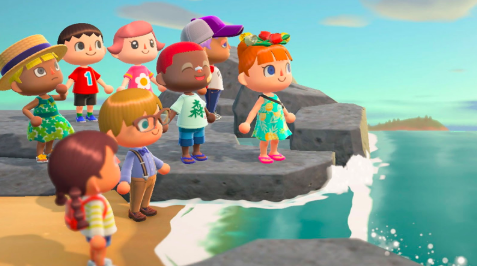 """Animal Crossing,"" A Great New Way to Wait Out the Pandemic"