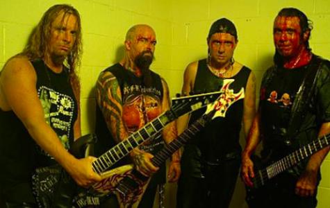 Slayer Through the Years