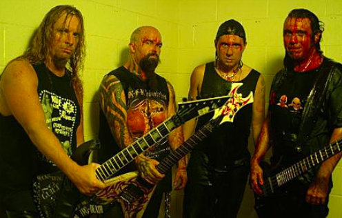 Slayer Through the Years