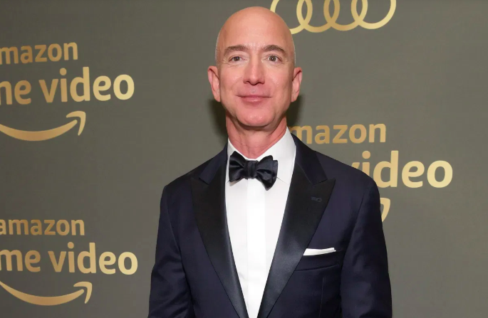 Jeff+Bezos+Causes+Economic+Outrage+Amongst+Americans