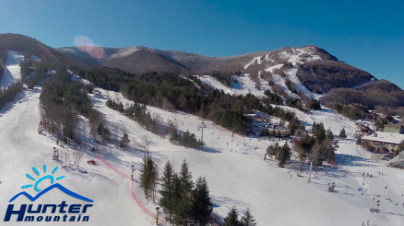 The Best Ski Mountain on the East - Hunter Mountain
