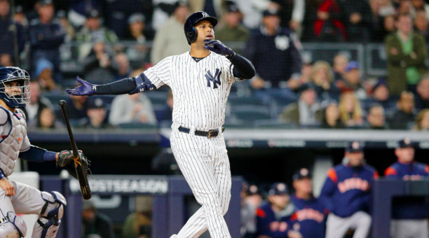My+Q+%26+A+with+New+York+Yankees+Centerfielder+Aaron+Hicks
