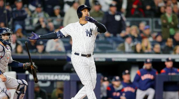 Q & A with New York Yankees Centerfielder Aaron Hicks