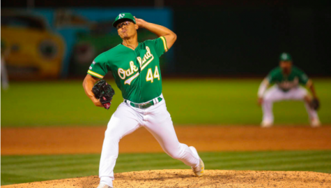 Q & A with Oakland Athletics Top Prospect Jesús Luzardo