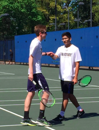 A Look at Oratory's Potential Tennis Team