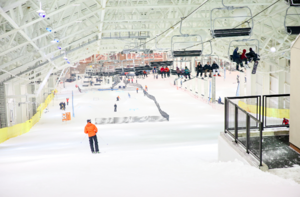 Is Indoor the Future of Skiing?