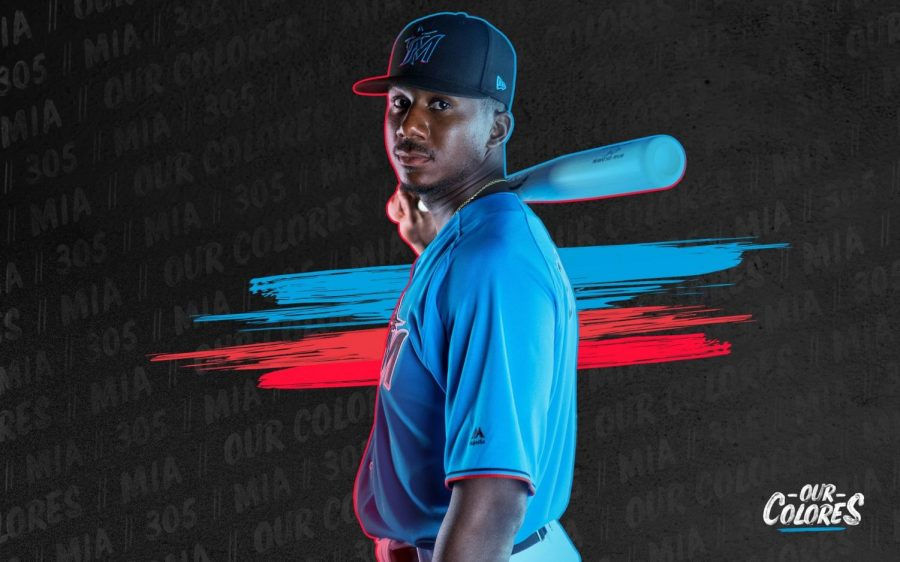 Q&A with Miami Marlins' Outfielder Lewis Brinson