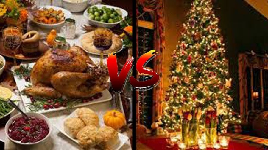 Thanksgiving vs. Christmas: An Objective Comparison