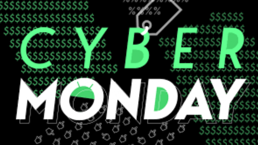 Cyber Monday… Money Monday