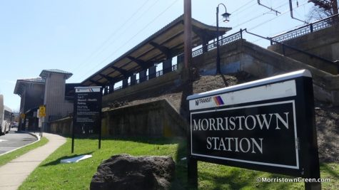 Morristown Train Station Murder Case