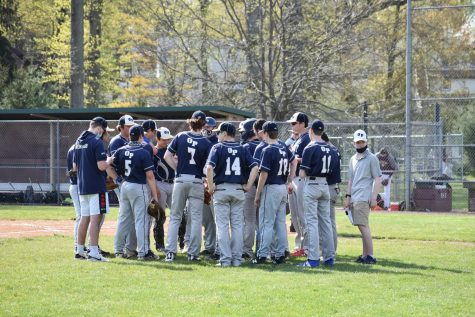 OP Baseball Picks Up First Win of the Season At MKA