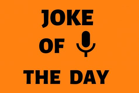 What Oratory Thinks of the New Joke of the Day Teller