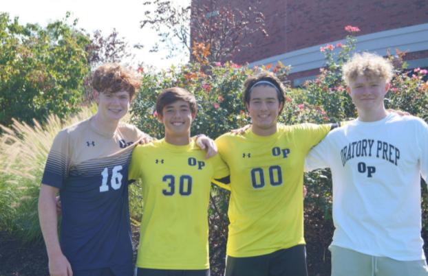 Varisty Soccer Senior Day + Rams vs. Dayton