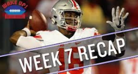 College Football Recap from October 16th